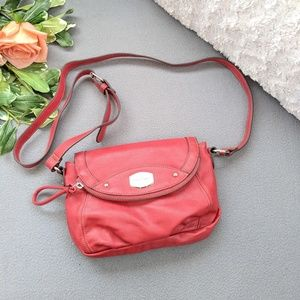 🔥SALE🔥Red crossbody franco sarto purse